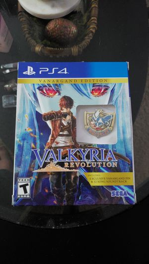 Valkyria Revolution: Vanargand Edition - PS4 for Sale in Atlanta, GA
