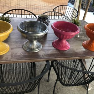 4 Flower Pots for Sale in Los Angeles, CA