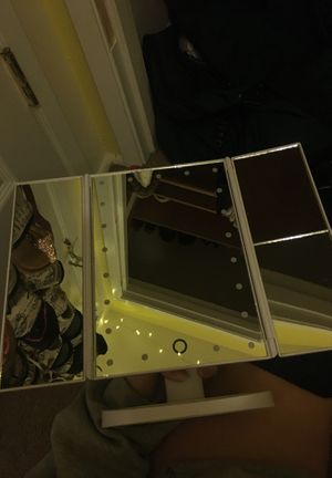 TouchScreen Light Mirror for Sale in Tacoma, WA