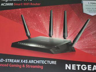 Netgear Nighthawk X4S AC2600 Smart Wifi Router for Sale in Reading,  PA