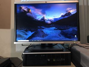 "Hp 24"" i5 Desktop for Sale in Visalia, CA"