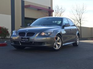 2007 BMW 5 Series $2500 downpayment for Sale in Sacramento, CA