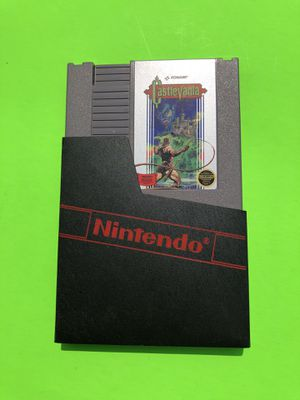 Original NES Nintendo Castlevania for Sale in Missoula, MT