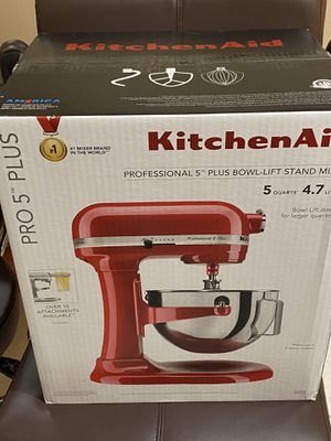 Kitchen Aid Pro Mixer for Sale in Park Forest, IL