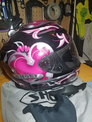 Shoie helmet lady xs for Sale in Plano, TX