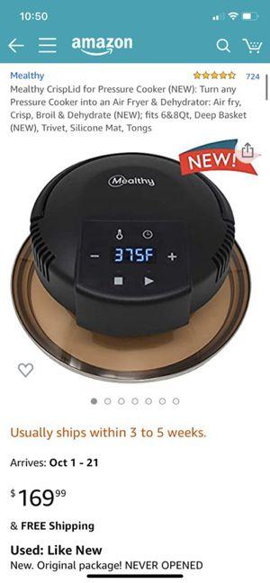 Brand new Air fryer lid for Sale in Alexandria, VA