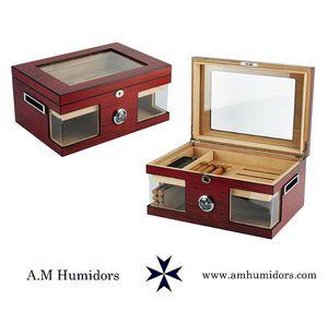 Luxury Cigar Humidor Humidifier Box ct100 for Sale in Miami, FL
