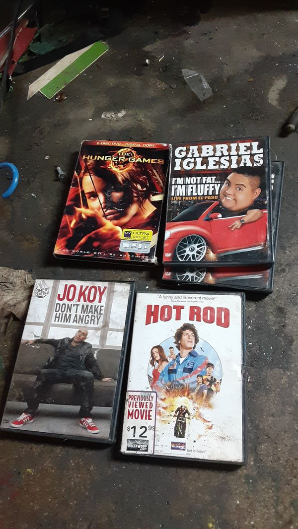 Movies / dvds
