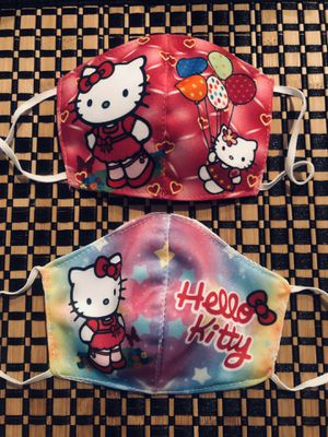 hello kitty girls face mask for Sale in Chula Vista, CA