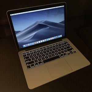13-Inch MacBook Pro with Retina display for Sale in Rialto, CA