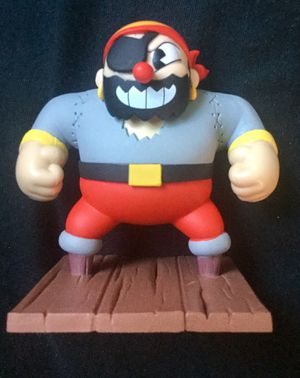 Cuphead the pirate for Sale in Downey, CA