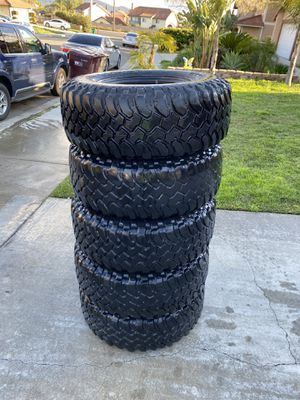 Bf good rich mud tires for Sale in Moreno Valley, CA