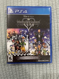 Kingdom Hearts 1.5 & 2.5 HD Remix for Sale in Miami,  FL