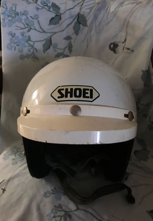 "Retro motorcycle helmet ""Shoei Brand"" for Sale in Lancaster, CA"