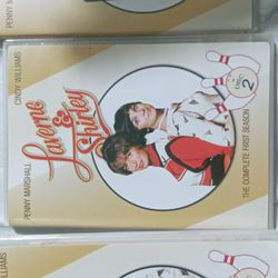 Lavern and Shirley 1st season dvds for Sale in Yakima,  WA
