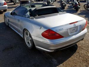 Mercedes sl500 for parts cheap for Sale in Roseville, CA