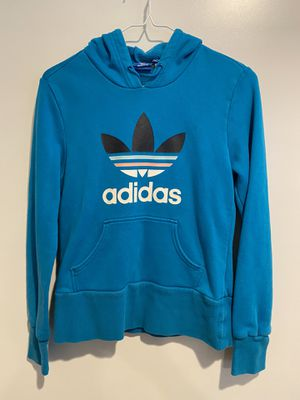 Adidas pullover hoodie women's 12 for Sale in Houston, TX