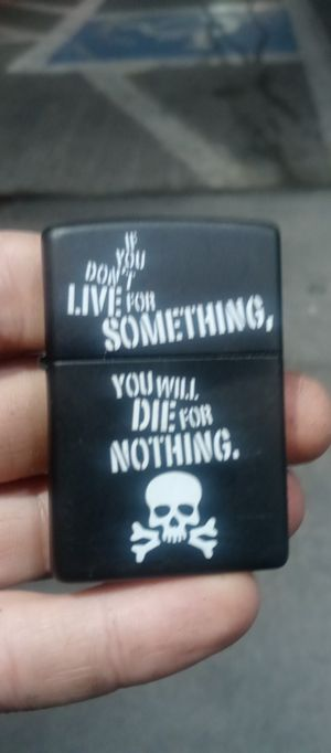 zippo lighter for Sale in Mesa, AZ