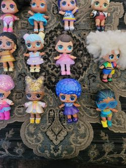 Lot Of Mini Dolls (12) for Sale in Phoenix,  AZ