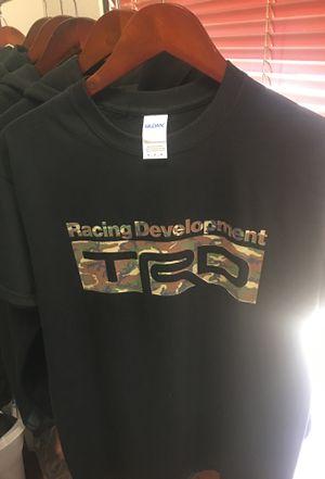 Trd Toyota Camo Logo T Shirt Med for Sale in Fremont, CA