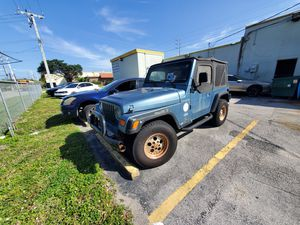 Jeep Part Out for Sale in North Miami, FL