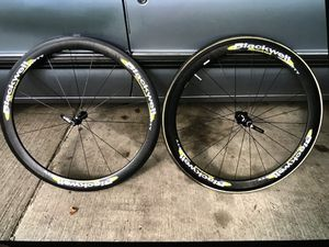 Blackwell Research Fifty Carbon Aero Wheel Set for Sale in Garland, TX