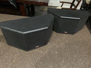 Klipsch SS.5 Surround Sound Speakers for Sale in Gilbert, AZ