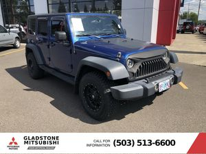 2010 Jeep Wrangler Unlimited for Sale in Milwaukie, OR