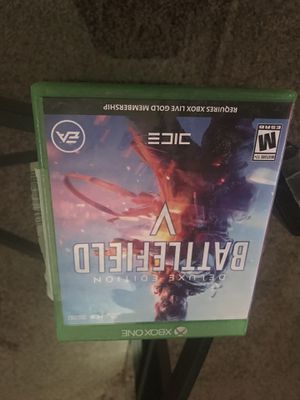 Xbox one battlefield 5 for Sale in Wichita, KS