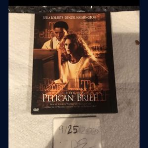 The Pelican Brief DVD for Sale in Fort Lauderdale, FL
