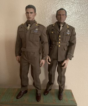 Custom 1/6 Captain America Figure Set for Sale in Chino Hills, CA