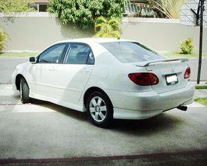 PRICE$6OO White 03 Toyota Corolla for Sale in Escondido, CA