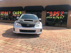 2014 Subaru Impreza Sedan WRX for Sale in Tampa, FL