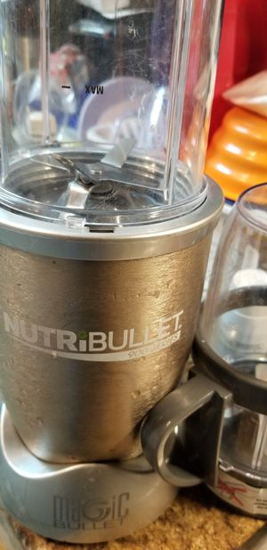 NutriBullet and drinking cup for Sale in Euless, TX