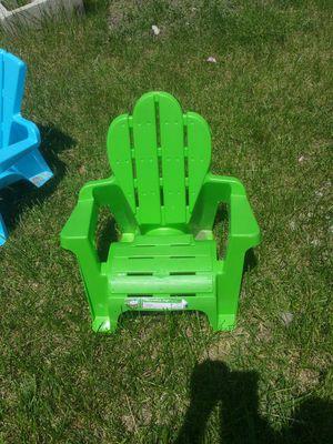 Kids plastic chair for Sale in Lynn, MA