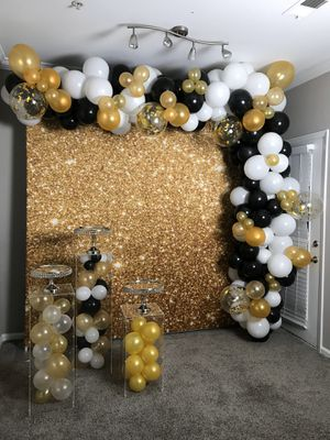 Theme parties!! Balloon Decorations and much more!! for Sale in Gaithersburg, MD