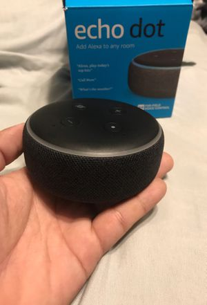 Echo dot for Sale in Bell Gardens, CA