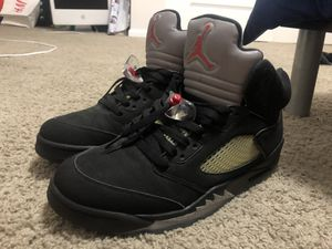 Jordan 5 Metallic (2016) for Sale in Federal Way, WA