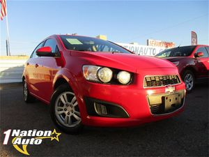 2015 Chevy Sonic 💫 Gas saver for Sale in Phoenix, AZ