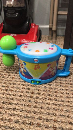 Baby/kids music drum for Sale in Germantown, MD