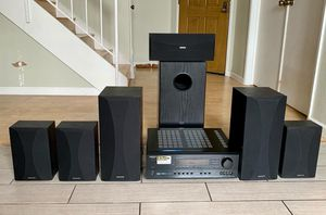 Onkyo Home Theatre system 6.1 for Sale in Newark, CA