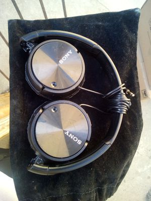 Sony headphones for Sale in Los Angeles, CA