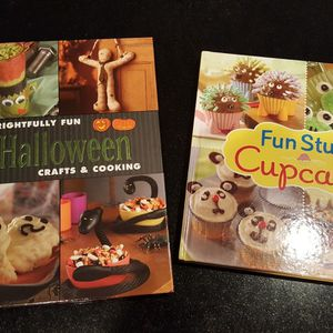 Cupcake And Craft Books for Sale in Modesto, CA