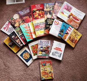 Vintage Cookbooks for Sale in East Wenatchee, WA