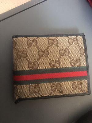Gucci wallet (no receipt) for Sale in Stockton, CA