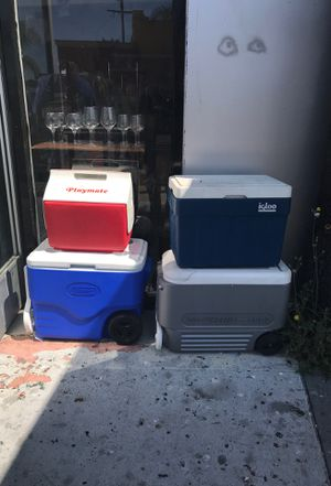 Coolers for Sale in South Gate, CA