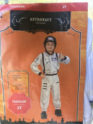 New-Astronaut Halloween Costume- Size 2 Years for Sale in Penndel, PA