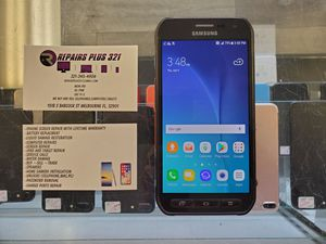 Unlocked Blue Galaxy S6 Active 32gb for Sale in Melbourne, FL