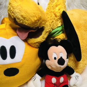 Disney Parks Pluto Plush Toys Mickey Mouse for Sale in Largo, FL