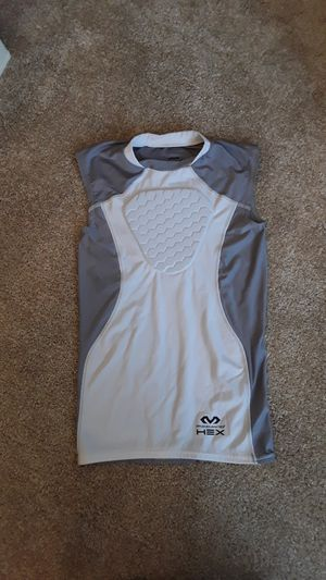 McDavid Youth Hex Sternum Shirt (size small) for Sale in Kailua-Kona, HI